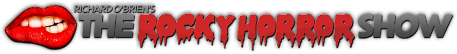 The Rocky Horror Show Indianapolis Retina Logo